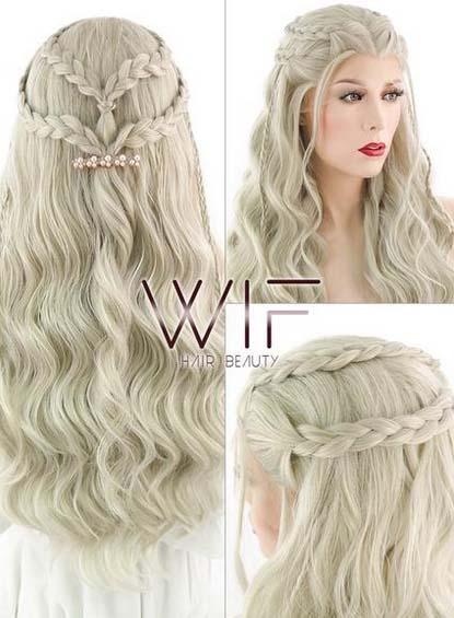 Daenerys Targaryen Wig