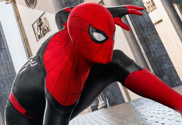 spider man far from home cosplay costume