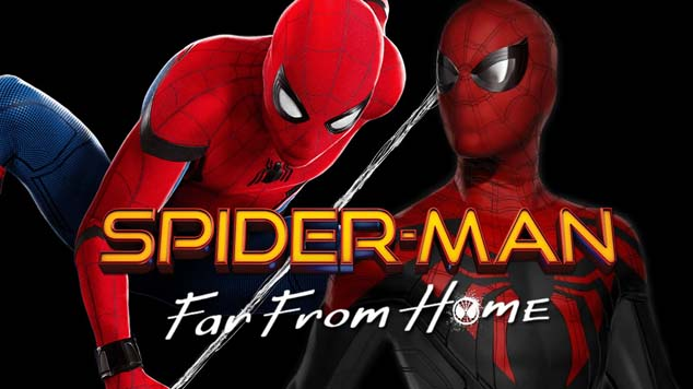 spider man far from home suit for cosplay