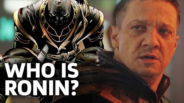 Who is Hawkeye Ronin and how to cosplay Hawkeye Ronin