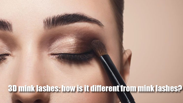 3D mink lashes how is it different from mink lashes