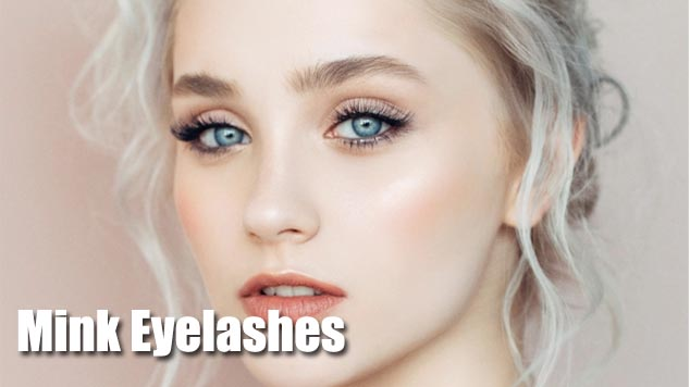 How Mink Eyelashes are better Than Other Types of Eyelashes
